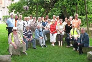 Radtour mit HV Olfen 2009