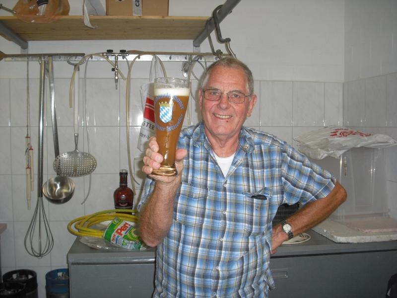 unser neues Bier