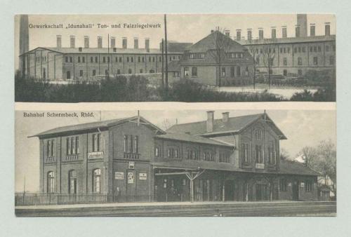 Bahnhof Schermbeck
