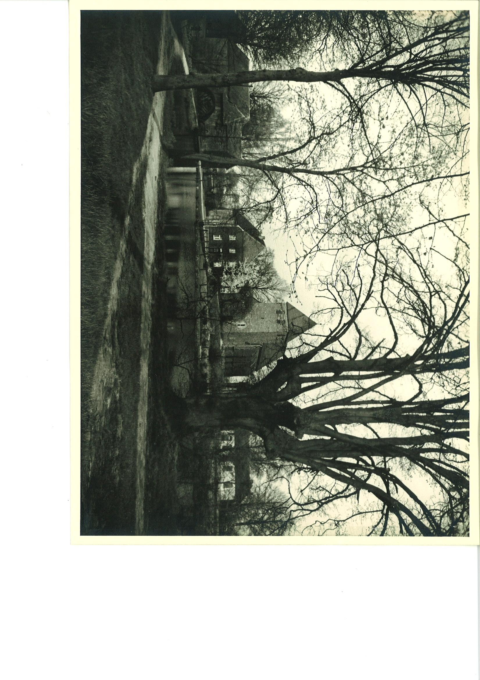 Dorfmühle und Kirche