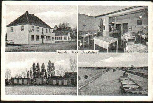 Gaststätte \'\'Gahlener Hof\'\' - Inh. Otto Schwede