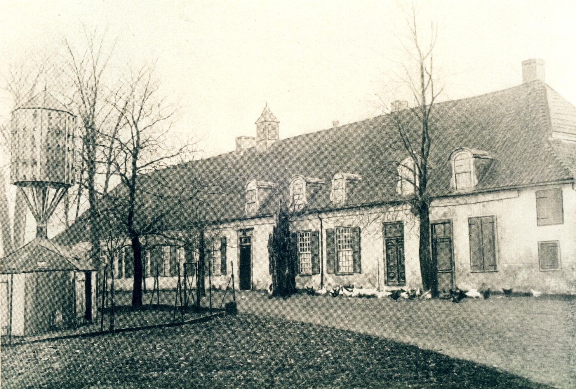 Kohlhaus erbaut 1767
