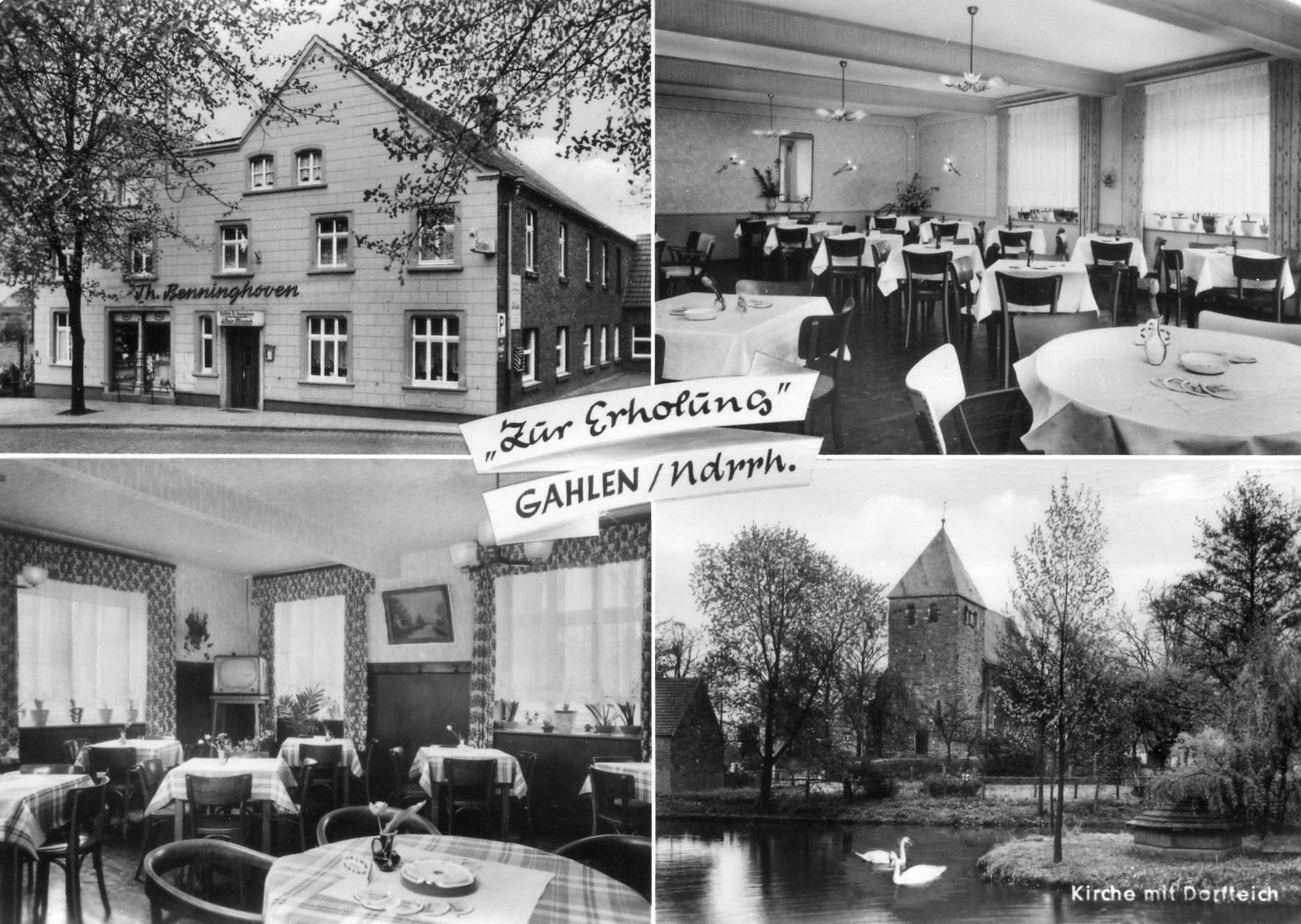 PK Gasthaus -Zur Erholung- Inh. Benninghoven