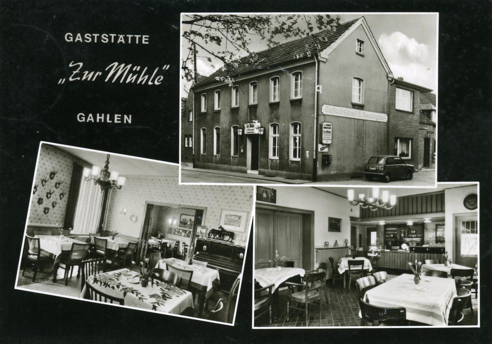 PK Zur Mühle ca.1970