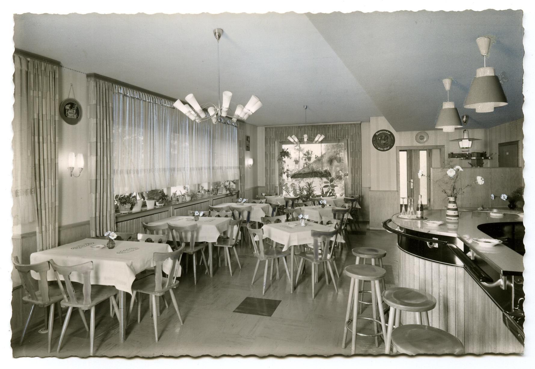 Gaststätte \'\'Schwarzdrossel\'\'