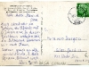 Postkarte Gahlen 1956 -Rückseite-